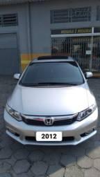 Civic Sedan EXS 1.8/1.8 Flex 16V Aut. 4p