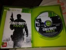 Jogo Xbox 360 / Call of Duty MW3/ jogo novo, original comprar usado  Hortolândia