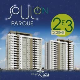 Apartamento Soul Parque