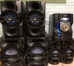 Mini Hi-fi System Fwm 9000 Philips