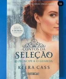Livro Contos da Seleção - Kiera Cass