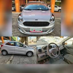 Ka 1.0 Hatch Financiado S/Entrada em Até 60xR$980,00