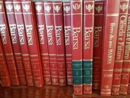Coleção Nova Enciclopédia Barsa + 24 livros