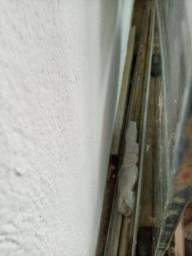 Vendo 2 porta de vidro blindex