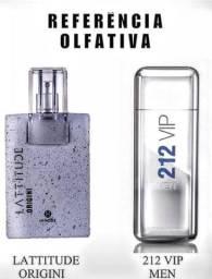 Perfume Lattitude Origini 100ml Original Hinode