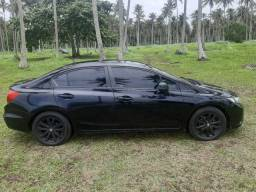 Honda 2012 Civic LXS mecânico + GNV