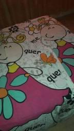 Cortina infantil feminina marca Teka