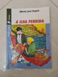 Livro a Ilha perdida