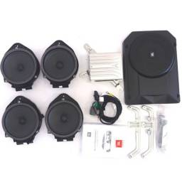 Kit Som Jbl Car Sound Cruze Hatch Sport6 Ltz 18/19 52149022