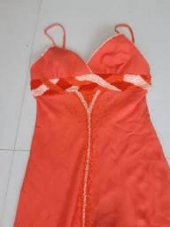 Vestidos de festa laranja