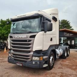 Scania R440 6x2 Cavalo Trucado R 440 - Opticruise 2014