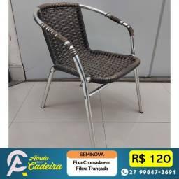 Título do anúncio: Cadeira de Varanda em fibra sintetica