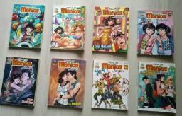 8 edições da Turma da Mônica Jovem