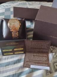 Relógio Victor Hugo ( 14 Diamantes ) Venda ou troca