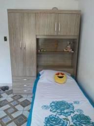 Cama com armário
