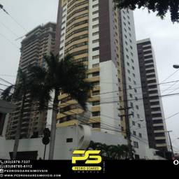 Apartamento com 4 dormitórios à venda, 189 m² por R$ 1.350.000 - Miramar - João Pessoa/PB