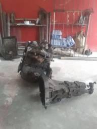 Motor e caixa de marcha 1.6 A P
