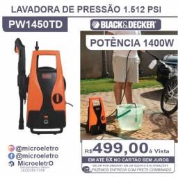 Título do anúncio: Lavadora De Alta Pressao  1400W - 220V