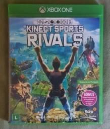 Jogo de Xbox One: Kinect Sports Rivals.