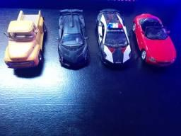 Carrinhos de coleção
