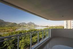 Título do anúncio: Apartamento para venda possui 151 metros quadrados com 4 quartos no Península - Barra da T
