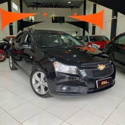 Título do anúncio: Chevrolet Cruze LT Ecotec - 1.8 - 2012 - Aut - Flex - Completo - Baixíssima KM