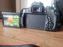 Título do anúncio: Canon t6i