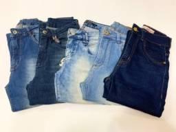 Vendo 5 calças jeans tamanho 36
