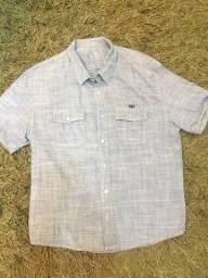 Camisa manga curta CARMIN