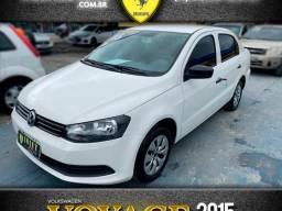 Título do anúncio: Volkswagen voyage 2015 1.6 mi city 8v flex 4p manual