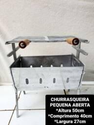 CHURRASQUEIRAS DESMONTÁVEIS