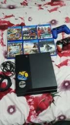 Pra vender logo PS4