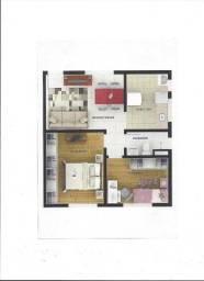 Título do anúncio: Apartamento com 2 dormitórios à venda em Sete Lagoas