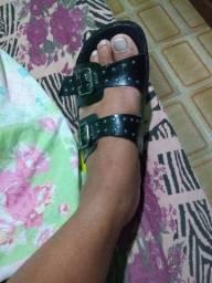 Título do anúncio: Sandálias Salto Agulha