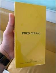 Título do anúncio: POCO M3 Pro LACRADO