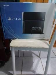 CAIXA PS4 FAT
