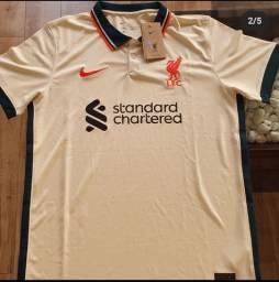 Título do anúncio: Camisa Liverpool (130$)