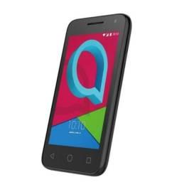Smart Alcatel Pixi 4 Android 6 Dualchip Câmera 8MP + 5MP Tela 4 8GB 3G