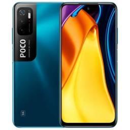 Título do anúncio: Xiaomi Poco M3 Pro 5g Dual 64gb Global 4gb Ram Novo Lacrado Lançamento 2021