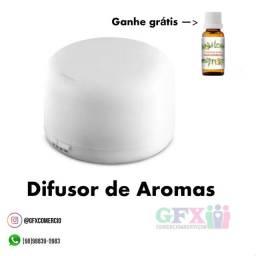 Difusor de aromas - parcelamos até 3x sem juros