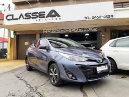 Título do anúncio: Toyota/Yaris XLS 1.5 2019 (22.000 km`s)