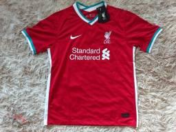 Camisa Liverpool 1 2020/2021