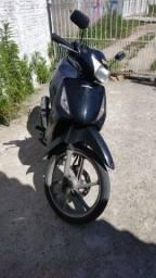 Título do anúncio: Biz+ 125cc 2007