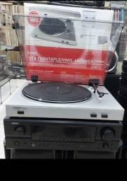 DENON receiver DRA-397/TOCA-DISCO DA ION