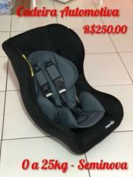 Título do anúncio: Cadeira Automotiva Nania ate 25kg