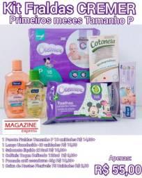 Frete Grátis para Caruaru PE nas compras de Kits para Bebê
