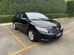 Título do anúncio: Corolla 1.8 GLI automático 2011