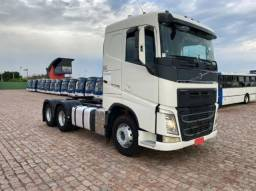 Título do anúncio: Caminhões Volvo Fh 540 - 2016 - 6x4 - Automático -susp. Mola