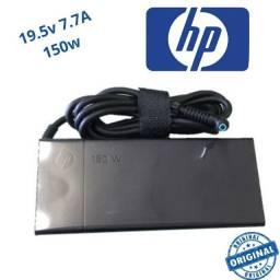 Carregador Notebook Hp Omen - 150w - Original 19.5v 7.7a