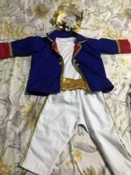 Vendo roupa do pequeno príncipe